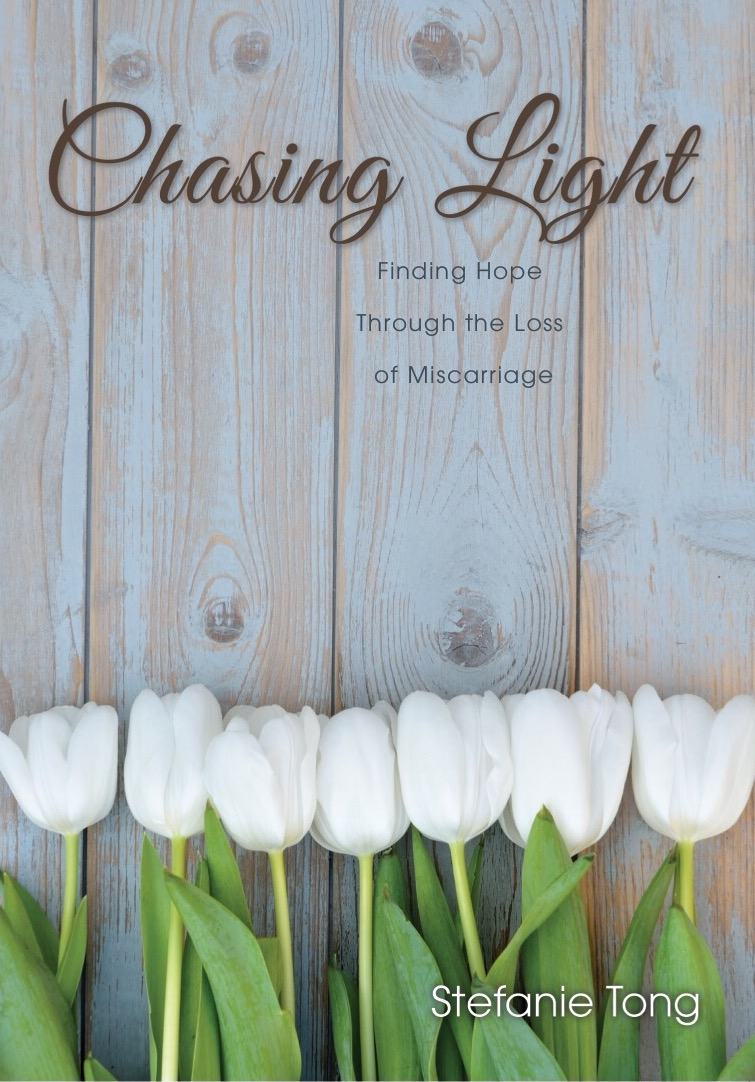 Chasing Light front cover